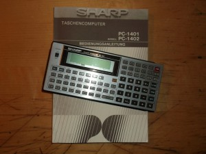 Sharp PC 1401